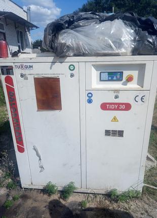Промышленный винтовой компрессор Delgakiran Tidy 30-7.5