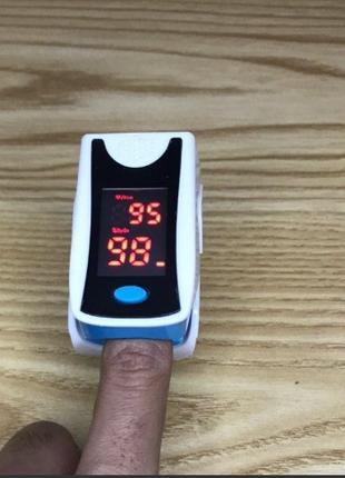 Пульсоксиметр на палец