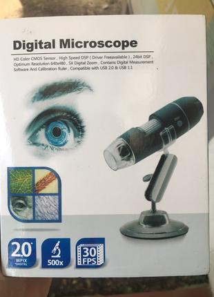 Цифровой микроскоп USB