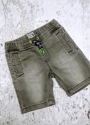 Мягкие джинсовые шорты matalan