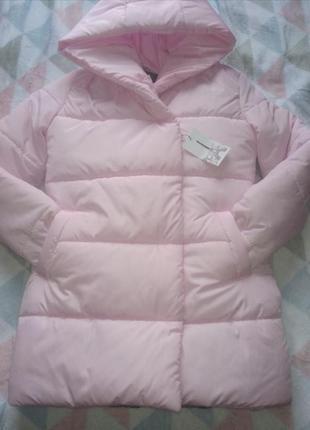 Куртка зефирка зима