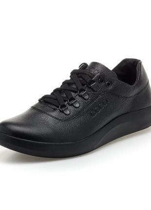 Мужские кроссовки-туфли(чоловічі кроссівки-туфлі)ecco