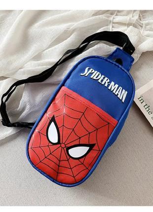 Детская сумка-рюкзак Спайдермен, новый