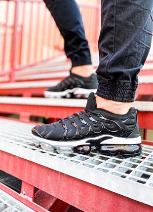 "Nike Air VaporMax Plus ""Black/White""🔥"