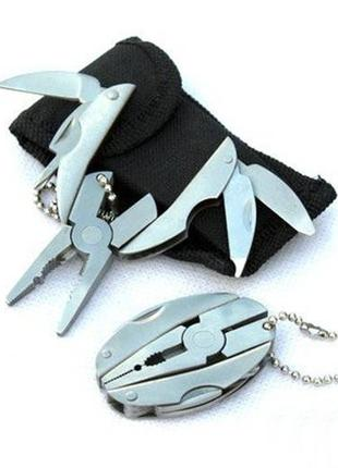 Нож плоскогубцы 5 в 1