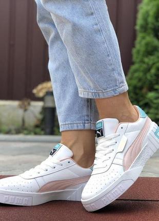 Кроссовки в стиле: puma cali bold