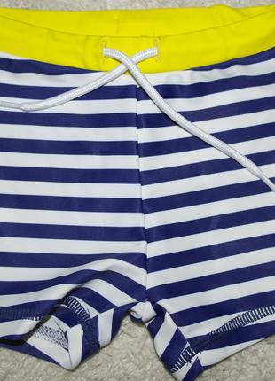 Мальчику next Mr.Men Little Miss 9-12мес плавки купальные шорты