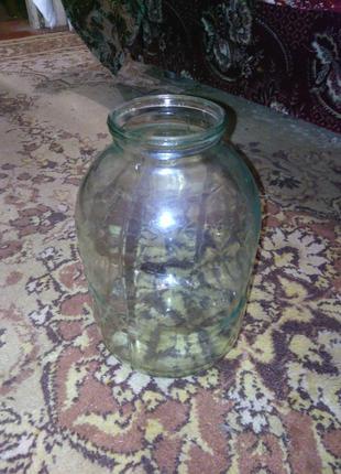 Банки 3 литра