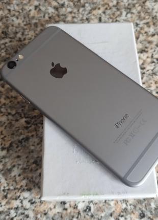 Apple iPhone 6 64GB Space Gray Восстановленный.