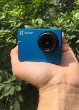 Экшн-камера и авто-видеорегистратор