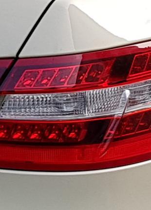 Задние фонари w212 стопы e class фары