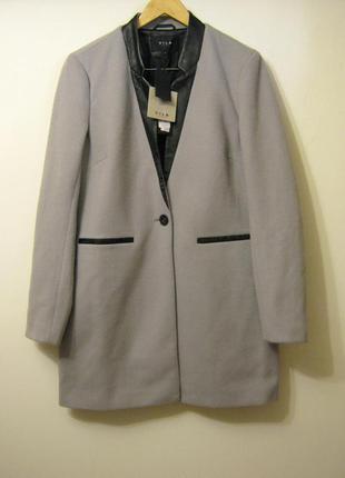 Демисезонное пальто vila арт.110 + 2000 позиций магазинной одежды