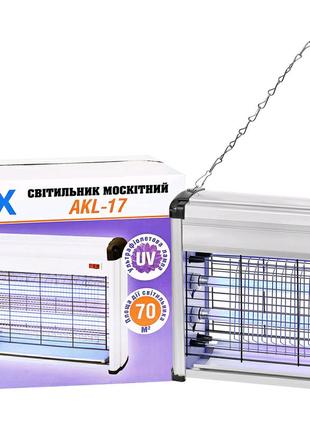 AKL-17,Уничтожитель МУХ,комаров,москитов,мошек,ловушка,светильник