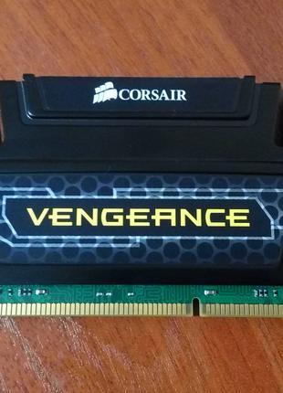 Corsair Vengeance 8 Gb DDR3 1600 Mhz CL10 PC3‑12800 1.5V