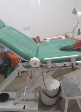 Кресло+кушетка гинекологическое