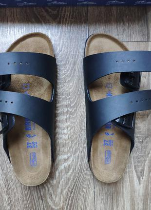 Шлепанцы Birkenstock Arizona (37 размер)