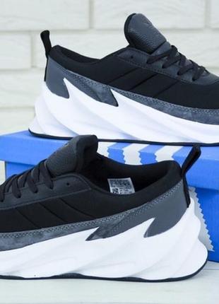 Мужские летние кроссовки adidas sharks.
