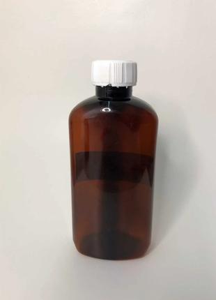 Флакон 200 мл.для антисептиков,парфюмерии.