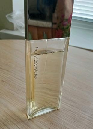 Модный запах Оригинальные духи Calvin Klein - Truth ,100ml