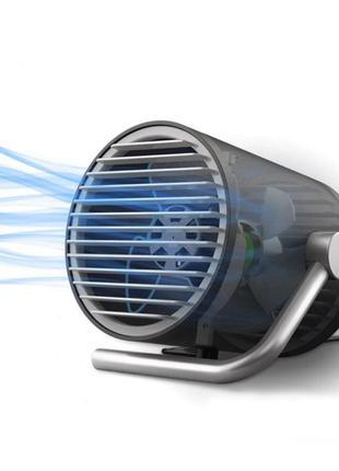 Вентилятор USB CoolEngine настольный маленький бесшумный мини