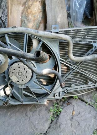 Патрубок системы охлаждения Opel Astra H 1.6 бензин z16xep xer