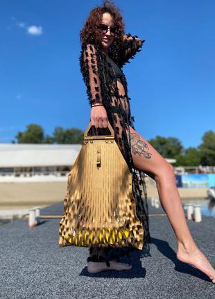 Авоська, шоппер, пляжная сумка