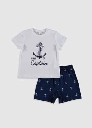 Костюм для маленького капитана
