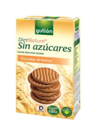 Печенье без сахара GULLON