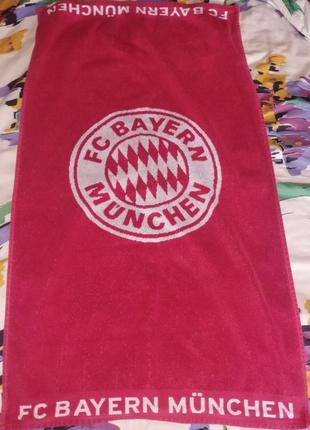Полотенце fc bayern munchen
