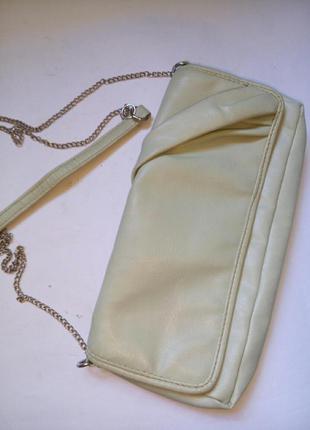 Клач маленькая сумочка на цепочке