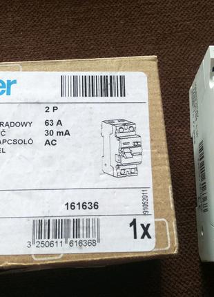 ПЗВ Hager CD264J