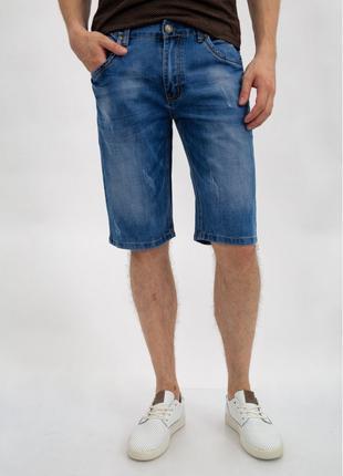 Джинсовые шорты мужские 144R906-4A