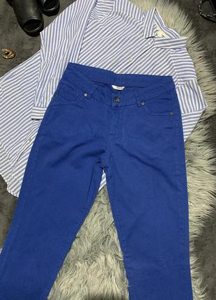 Синие джинсы hema, размер s