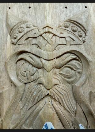 Різьба по дереву