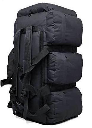 Очень большой!!! Сумка-рюкзак туристический, поместится все!!!