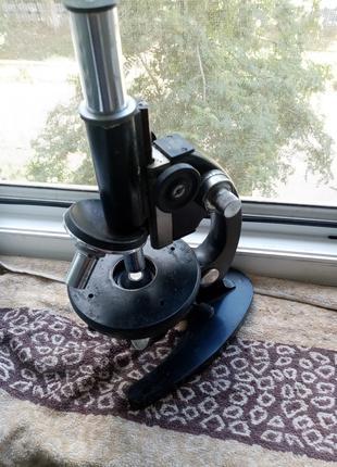 Микроскоп М9, 1947года