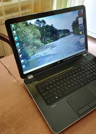 Ноутбук 17, 3 HP Pavilion мощный А8-5550m