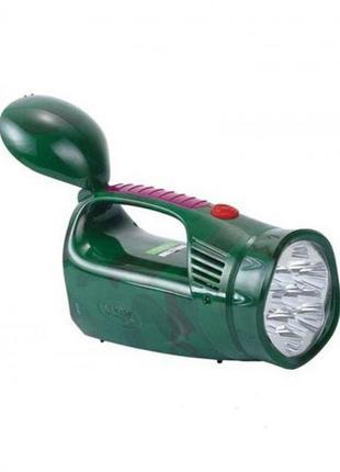 Переносной светодиодный LED Фонарь YJ-2809 фонарик