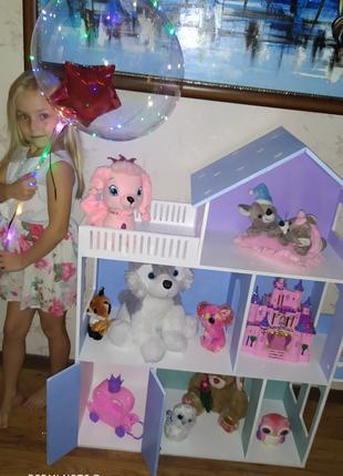 Кукольный домик. Детская мечта.Для кукл monster high, lol, Barbie