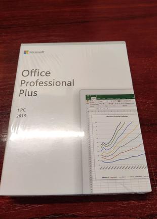 Office Professional Plus 1 Pc 2019
