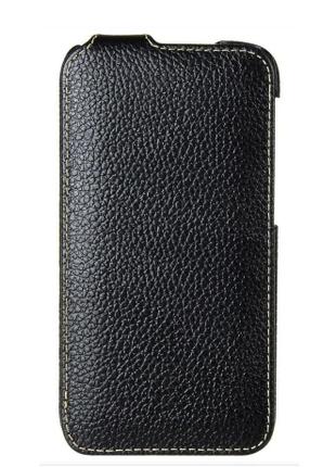 Чехол-флип Avatti Samsung Galaxy S5 mini G800 Slim Flip black