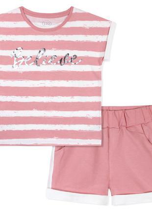 Костюм для девочки, розовый. всегда.