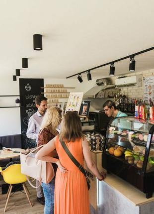 Продается кофейня в Дарницком районе