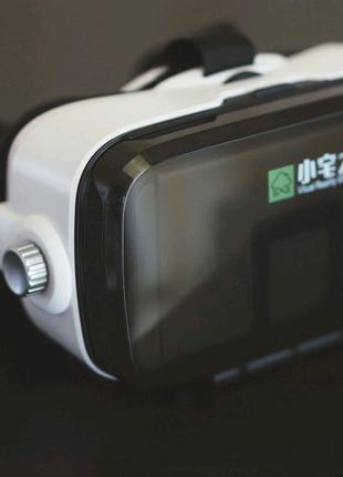 BOX Z4 Очки виртуальной реальности BOBO VR Z4 с наушниками + Пуль