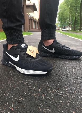 Мужские кроссовки Nike air max Lunarglide 6
