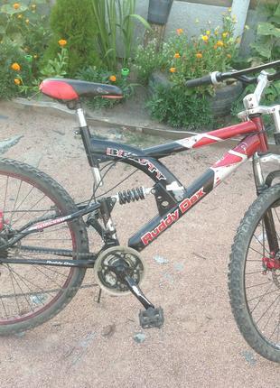 Велосипед RUDDY DAX б/у Германия