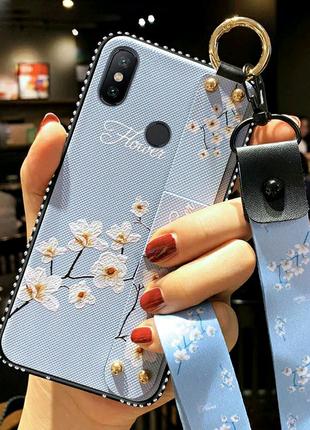 Чехол силиконовый для Xiaomi Redmi Note 7