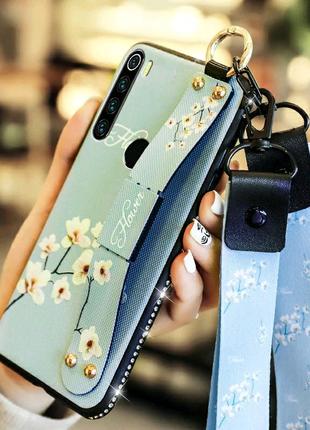 Чехол силиконовый для Xiaomi Redmi Note 8Т