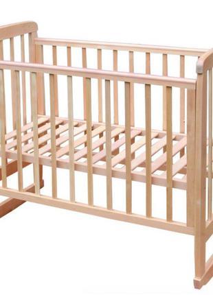 Продам детскую кроватку б/у