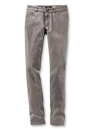 Tcm tchibo сток новые джинсы с серебряным напылением 40-42е